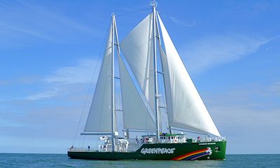 rainbow warrior 3